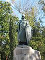 Statue of Portugal's first King in Guimarães - King Afonso Henriques.jpg