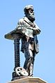 Statue on Dougherty Mausoleum, Laurel Hill Cemetery.jpg