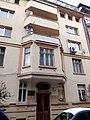 Stefan Savov home with memorial plaque, 39 Parensov Str., Sofia.jpg