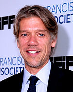 Photo of Stephen Gaghan at the 2014 San Francisco International Film Festival.