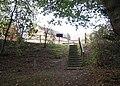 Steps to Pigot Lane - geograph.org.uk - 1541871.jpg
