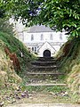 Steps to St Mary's Church - geograph.org.uk - 1170335.jpg