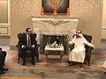 Steven Mnuchin and Qatari MOF Al Emadi Feb 2020.jpg