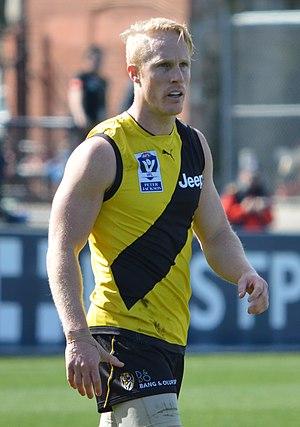 Steven Morris (Australian footballer) - Morris in August 2017