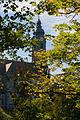 Stift Zwettl Kirche Nordseite 03.JPG