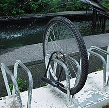 Bicycle lock - Wikipedia