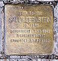 Stolperstein Hohenzollerndamm 201 (Wilmd) Sally Bernstein.jpg