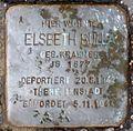 Stolperstein Salzburg, Elsbeth Bulla (Markus-Sittikus-Straße 15).jpg