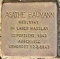 Stolperstein für Agathe Baumann (Salzburg).jpg