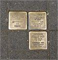 Stolpersteine Köln, Verlegestelle Elsaßstraße 59.jpg