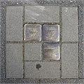 Stolpersteine Köln, Verlegestelle Manderscheider Platz 8.jpg