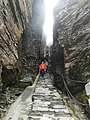 Stone steps, Mount Fanjing, Picture12.jpg