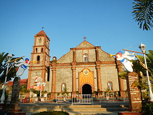 Bauang - The 1587 Sts. Peter and Paul Parish Church