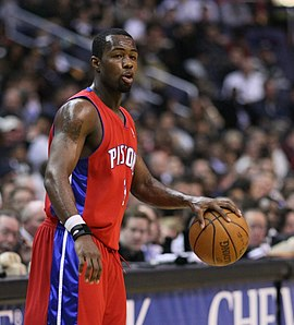 Image illustrative de l'article Rodney Stuckey