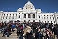 Students protesting for gun control legislation (40639300402).jpg