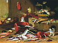Studio of Jan van Kessel I - Cats with still life.jpg