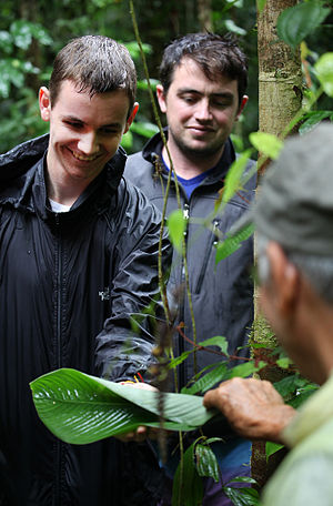 Think Global School - Studying biology in the Amazon rainforest