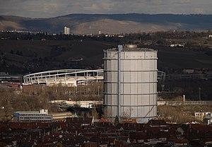 Gaswerk Stuttgart-Gaisburg – Wikipedia