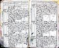 Subačiaus RKB 1827-1830 krikšto metrikų knyga 007.jpg