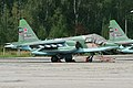 Sukhoi Su-25SM Frogfoot RF-93009 20 red (8505394550).jpg
