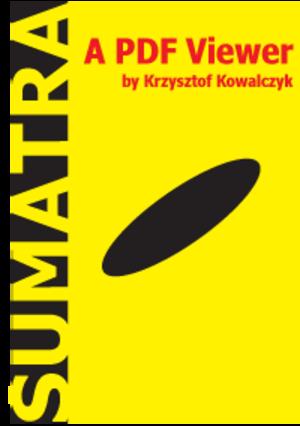 Sumatra PDF - Early Logo of Sumatra PDF, inspired by the Watchmen comic.