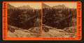 Summit of the western ridge of the Sierras, on the Big Tree and Carson Valley Road looking north, from Robert N. Dennis collection of stereoscopic views.png