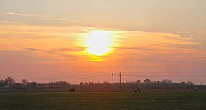 Elemir - Image: Sunsetelemir