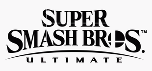 Logotype de Super Smash Bros. Ultimate.