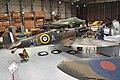 Supermarine Spitfire I 'X4650 - KL-A' (G-CGUK) (40121560291).jpg