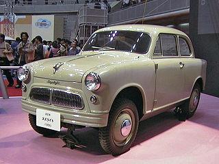 Suzuki Suzulight Motor vehicle