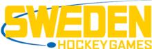 Sweden Hockey Games logo