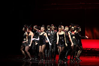 Jazz dance - Sweet Charity was choreographed by Bob Fosse.