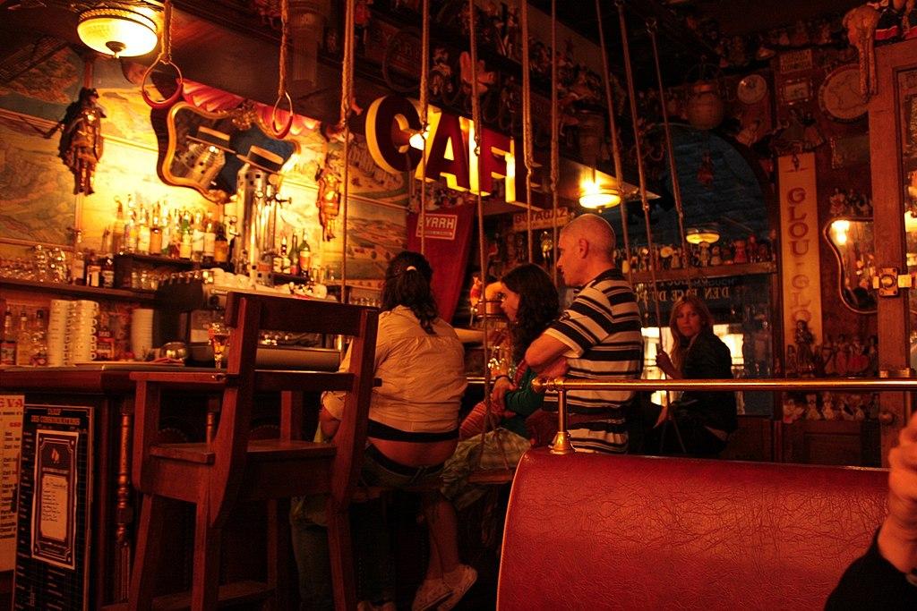 Swingers klubbar