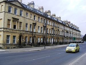 Sydney Place, Bath - Image: Sydney Place Bath