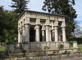 Boroondara General Cemetery - The Syme Memorial.