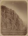 Syr-Darya Oblast. Ilan Utinsk Gorge. Cliff Formations of Ilan Utinsk Gorge WDL3883.png