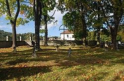 Szymbark (województwo małopolskie), cmentarz wojenny nr 74 (HB1).jpg