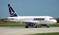 YR-ASC - A318 - Tarom
