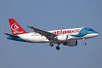 TC-ATD - A319 - Atlasjet