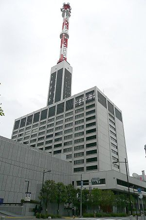 Tokyo Electric Power Company - The TEPCO head office