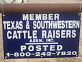 TX and SW Cattle Raisers Assn. sign IMG 6070.JPG
