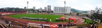 FK Sloboda Tuzla - Image: T Zstadium