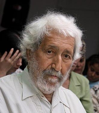 Carthage Film Festival - Tahar Cheriaa, creator of the Carthage Film Festival and general legend