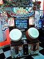 Taiko no tatsujin arcade cabinet.jpg