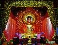 Taipeh Guandu Temple Halle der 1000 Buddhas 3.jpg