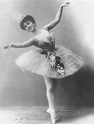 The Talisman (ballet) - Image: Talisman Mathilde Kschessinska Niriti 1909 4