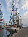 Tall Ship races Harlingen 2014 - Christian Radich (ship, 1937).jpg