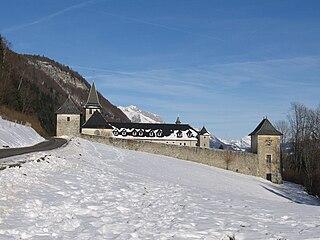 Plancherine Commune in Auvergne-Rhône-Alpes, France