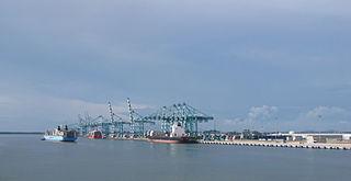 Port of Tanjung Pelepas human settlement