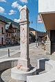 Tarvisio Via IV Novembre Colonna della Santissima Trinità 26062015 5495.jpg